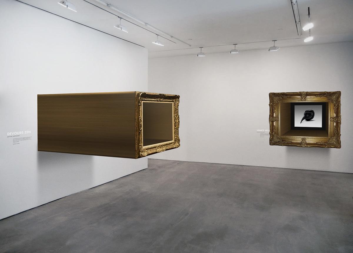 artwork frame - anton repponen