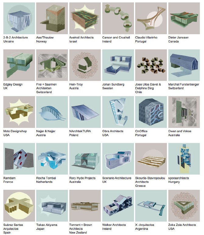 Wallpaper Architect Directory 2010